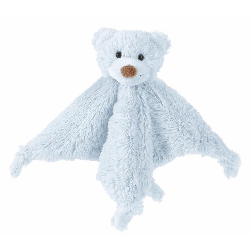 Geboorte-Feestwinkel, Blauwe beren tuttels van Happy Horse 20 cm