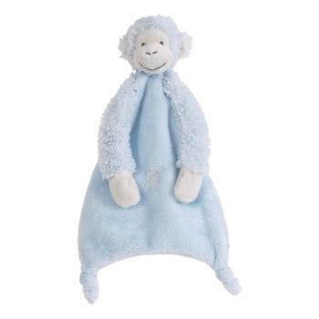 Geboorte-Feestwinkel, Blauwe tuttel aap 28 cm