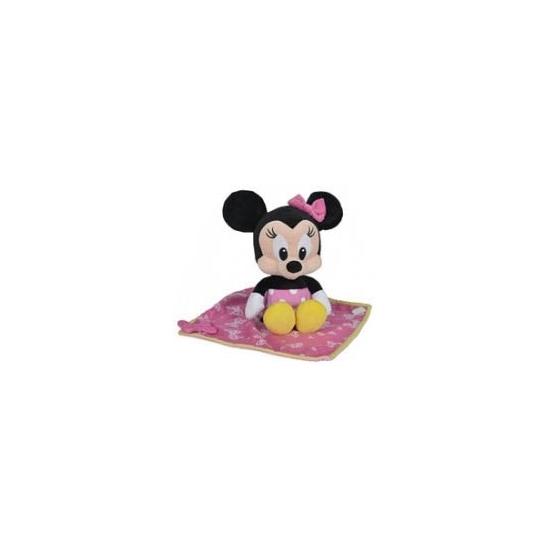 Geboorte-Feestwinkel, Minnie Mouse knuffel tuttel 25 cm