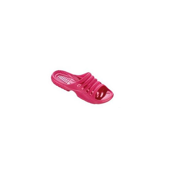 Roze zwembad sandalen voor dames