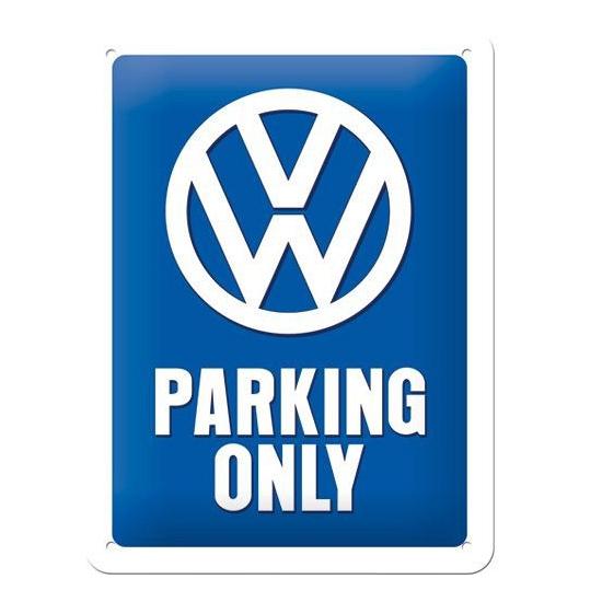 Geboorte-Feestwinkel, Wanddecoratie Volkswagen parking
