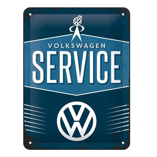 Geboorte-Feestwinkel, Wanddecoratie Volkswagen service