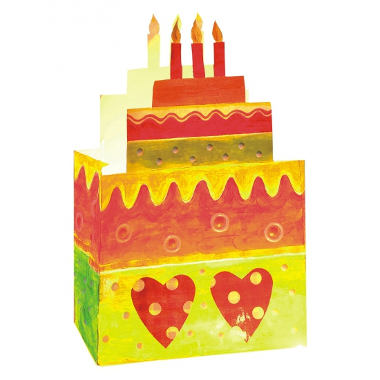 Kinder Verjaardag Candle Bag 4 Stuks kopen in de aanbieding
