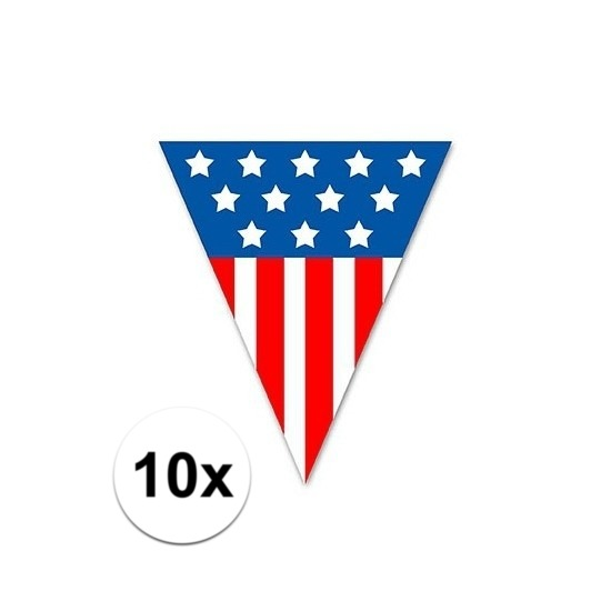 10x Amerika slinger 5 meter