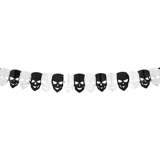 1x Halloween slinger mini 200 cm