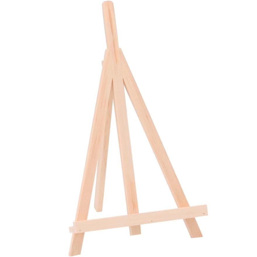 1x Mini ezels/schildersezels 14 x 26 cm
