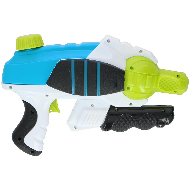1x Waterpistolen/waterpistool blauw van 28 cm 237 ml kinderspeelgoed