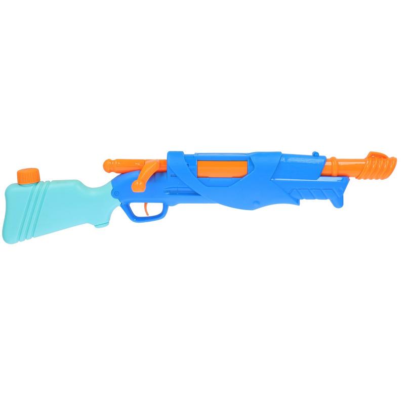 1x Waterpistolen/waterpistool blauw van 52 cm 212 ml kinderspeelgoed