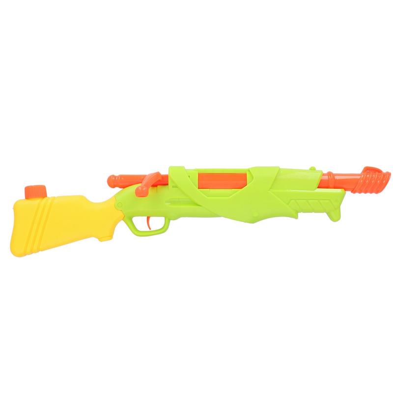 1x Waterpistolen/waterpistool groen van 52 cm 212 ml kinderspeelgoed