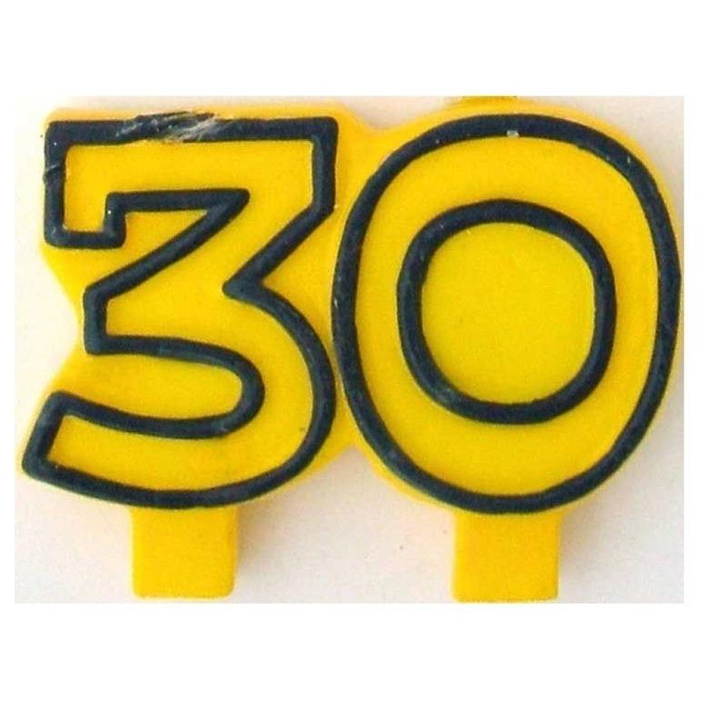 30 Jaar getrouwd kaarsen