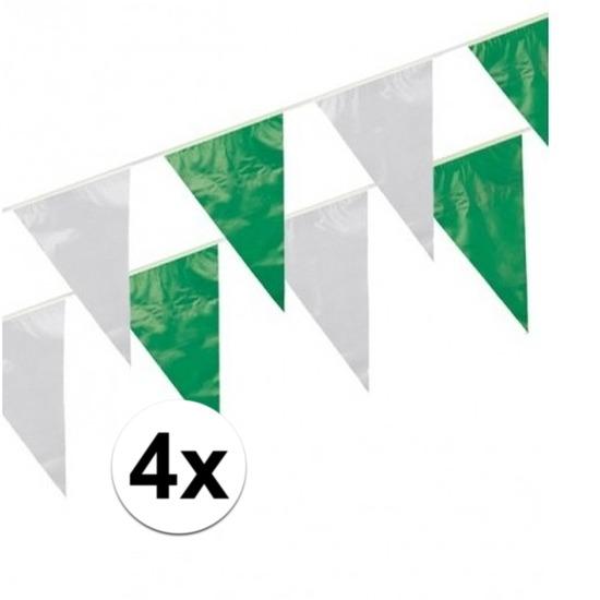 4x St. Patrick's Day vlaggenlijnen