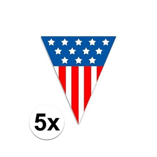 5x Amerika slinger 5 meter