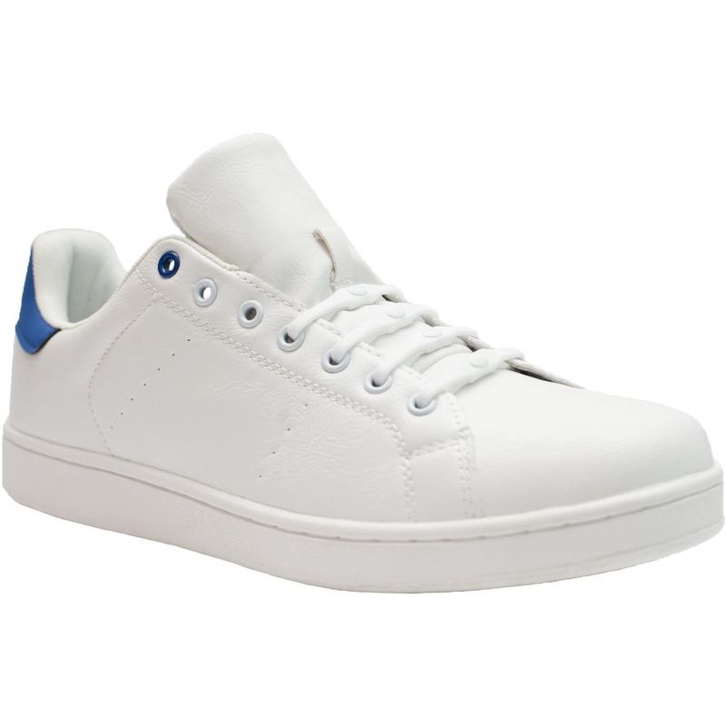 8x Shoeps XL elastische veters wit brede voeten voor volwassenen