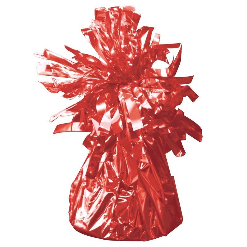 Ballon gewichtjes rood 170 gram