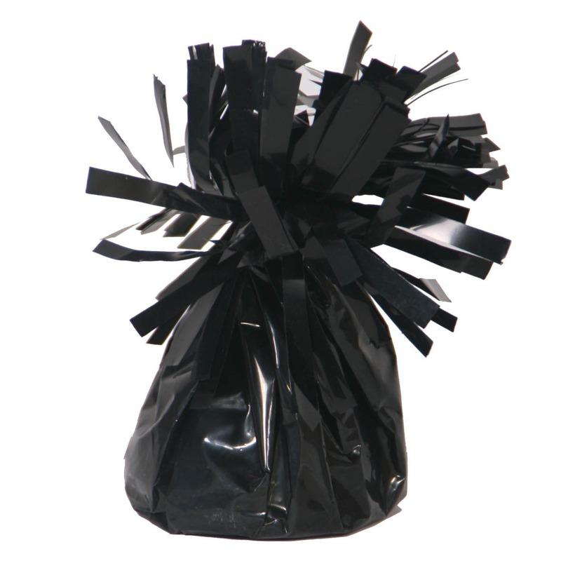 Ballon gewichtjes zwart 170 gram