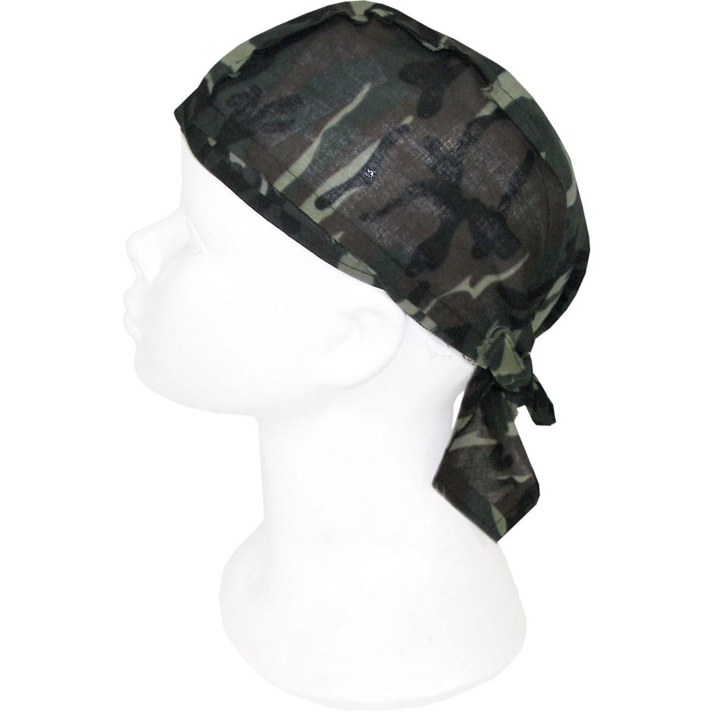 Bandana leger camouflageprint voor kinderen/volwassenen