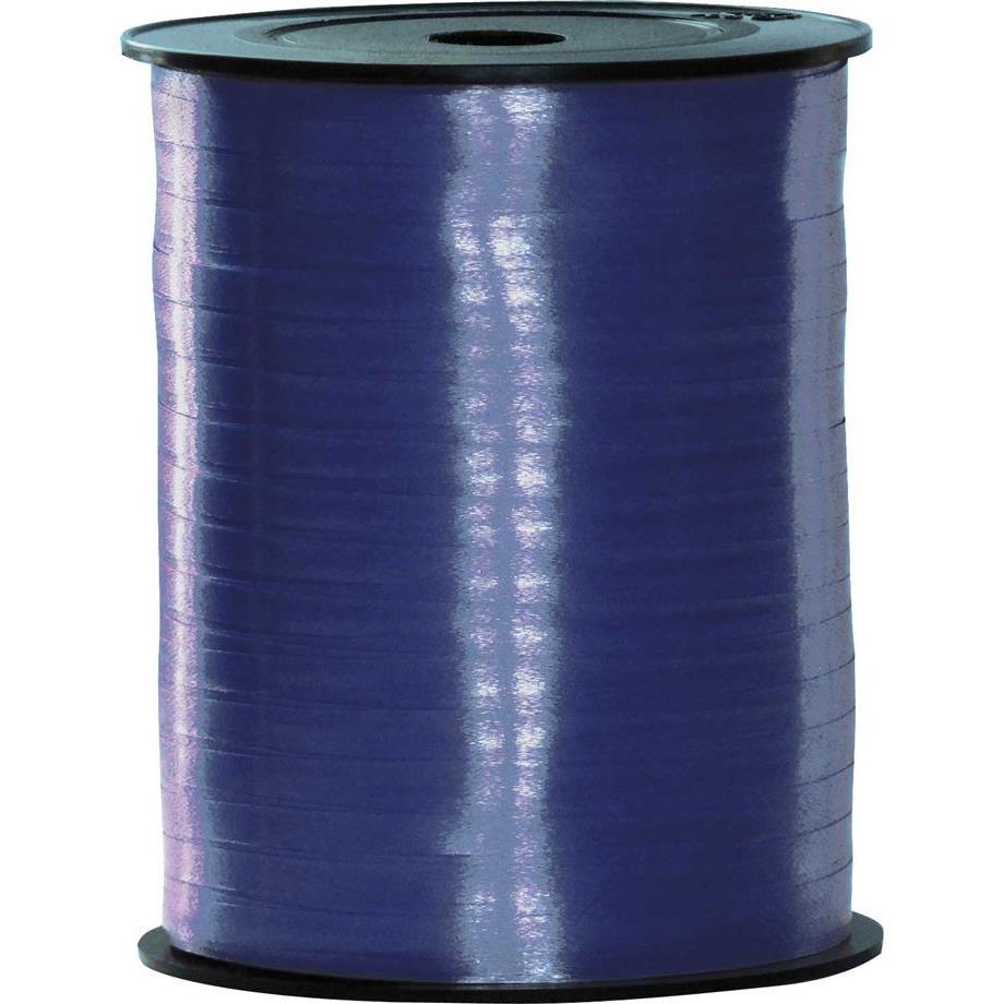 Blauw lint 500 meter x 5 milimeter breed