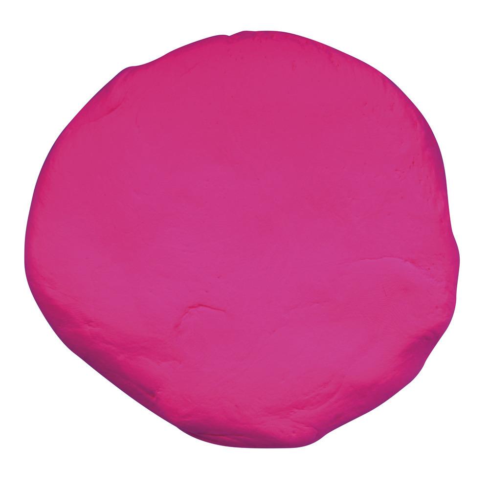 Boetseer klei fuchsia roze 50 gram