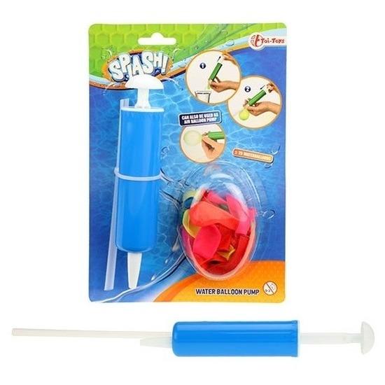 Buitenspeelgoed waterballonnen set