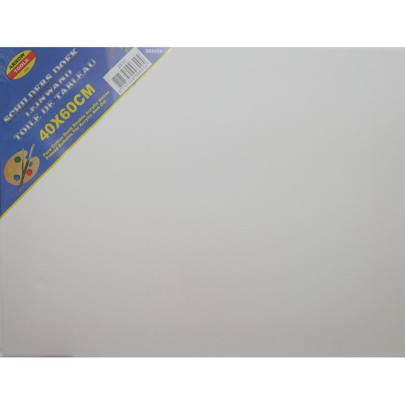 Canvas schilders doek 40 x 60 cm zware kwaliteit