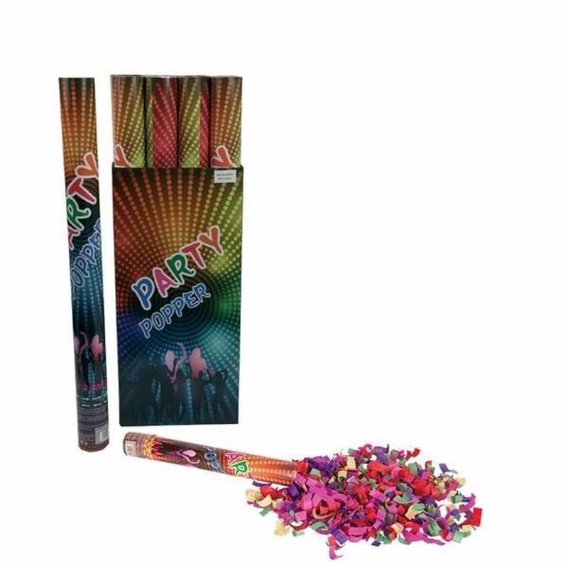 Confetti shooters multi-color 60 cm