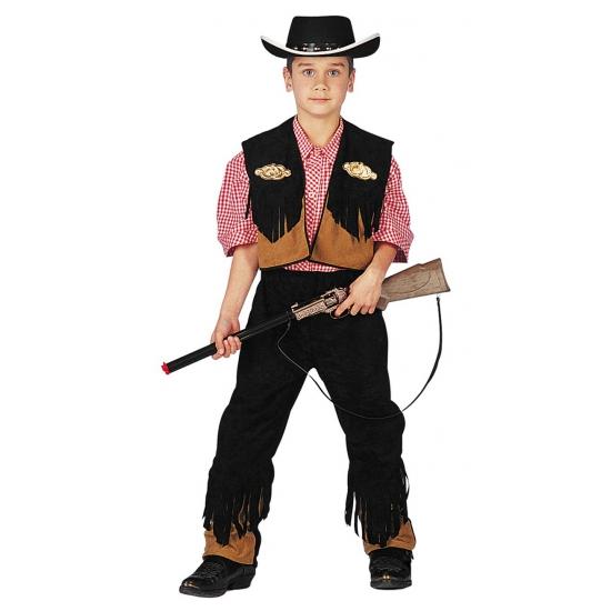 Cowboykostuum voor kinderen