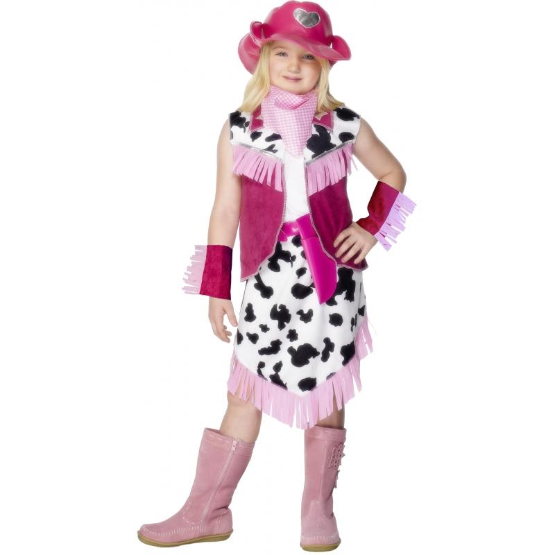 Cowgirl jurkje voor meiden