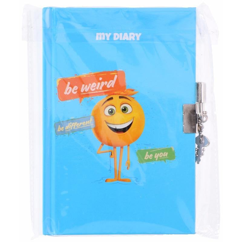 Dagboek met slot voor kinderen