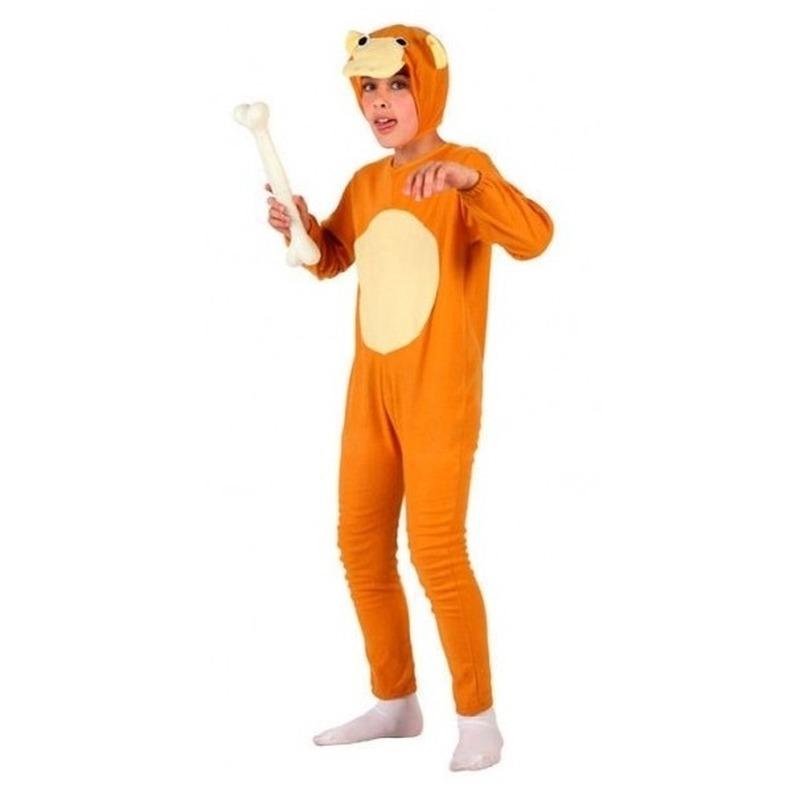 Dierenpak hond/honden verkleed kostuum voor kinderen