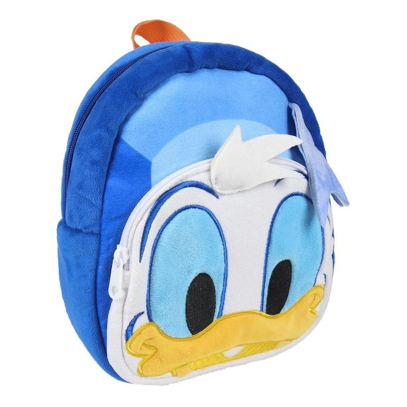 Disney Donald Duck 3D rugtasje blauw voor kinderen