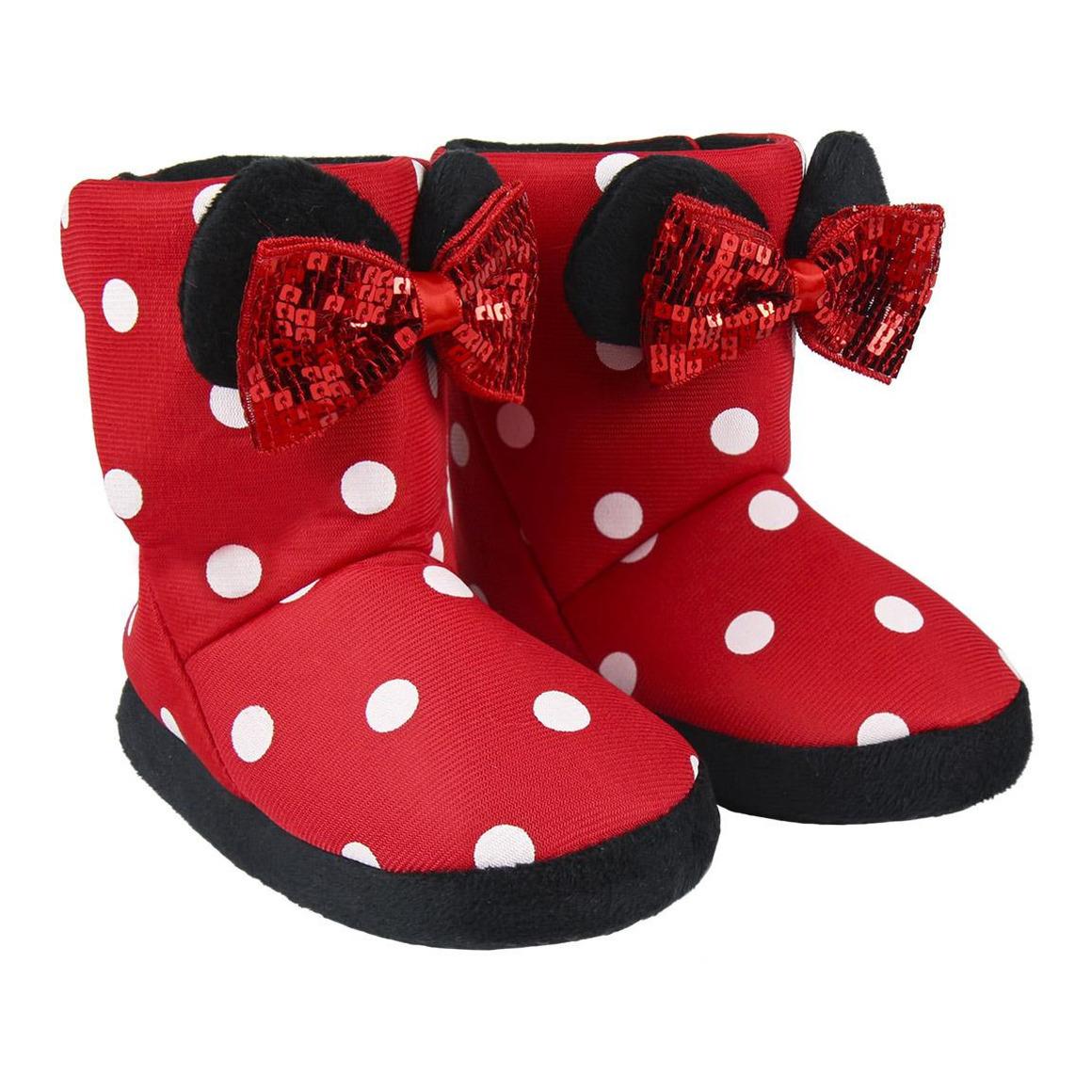 Disney Minnie Mouse 3D sloffen/pantoffels voor meisjes