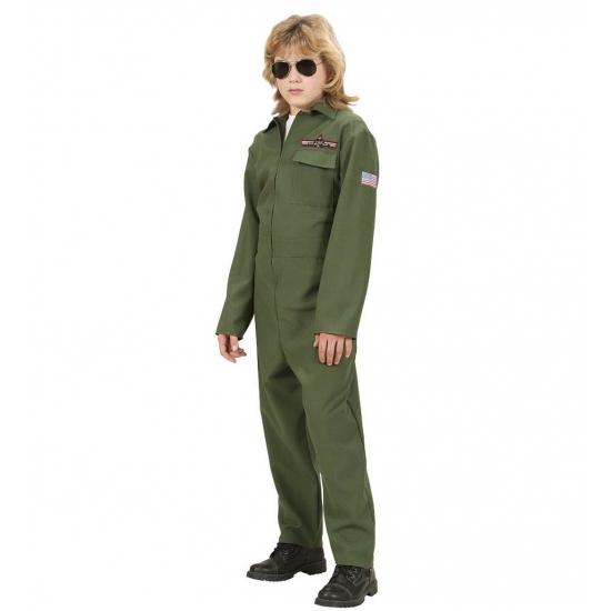 F-16 piloot kostuum kinderen