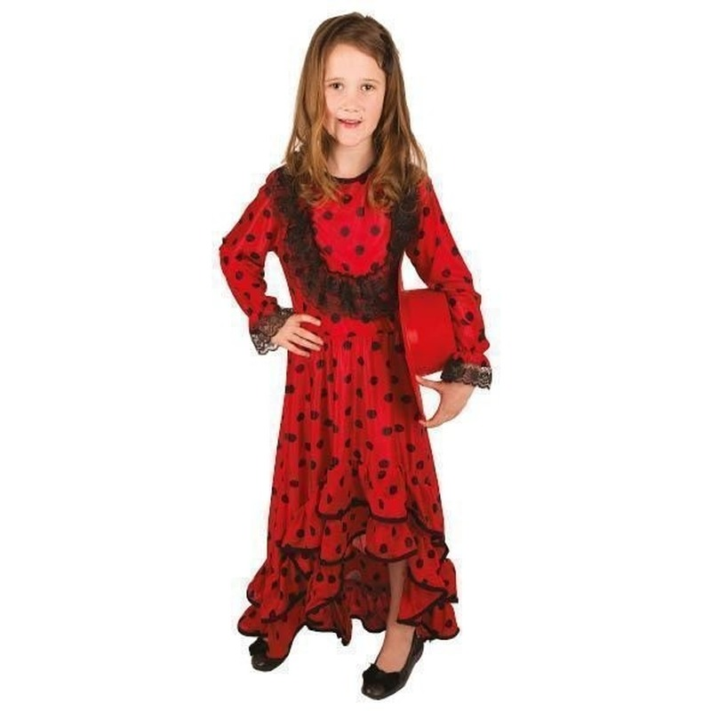 Flamenco jurk meiden