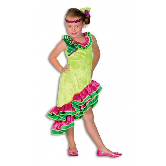 Flamenco kleding voor meiden
