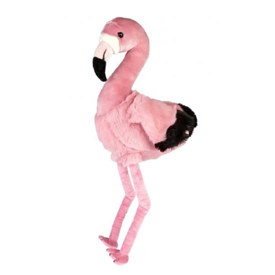 Flamingo speelgoed artikelen knuffelbeest 74 cm