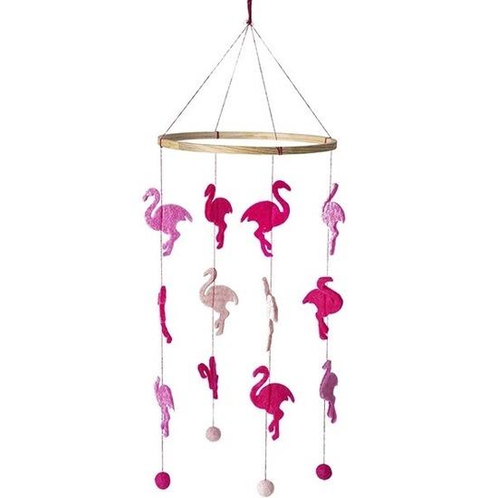 Flamingos speelgoed artikelen flamingo boxmobiel 45 cm