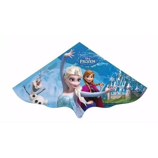 Gekleurde Frozen vlieger voor kinderen