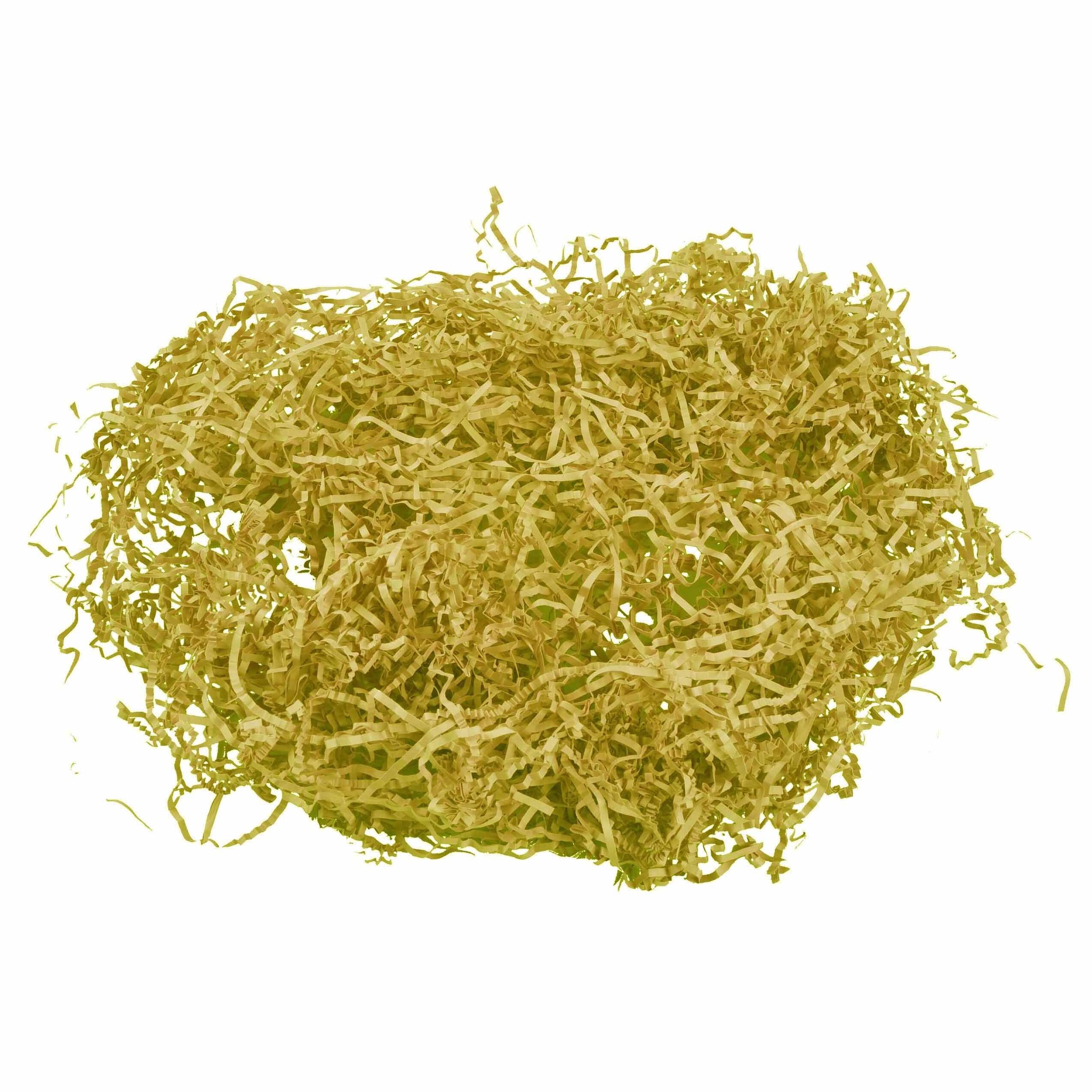 Gele papier snippers decoratie 45 gram