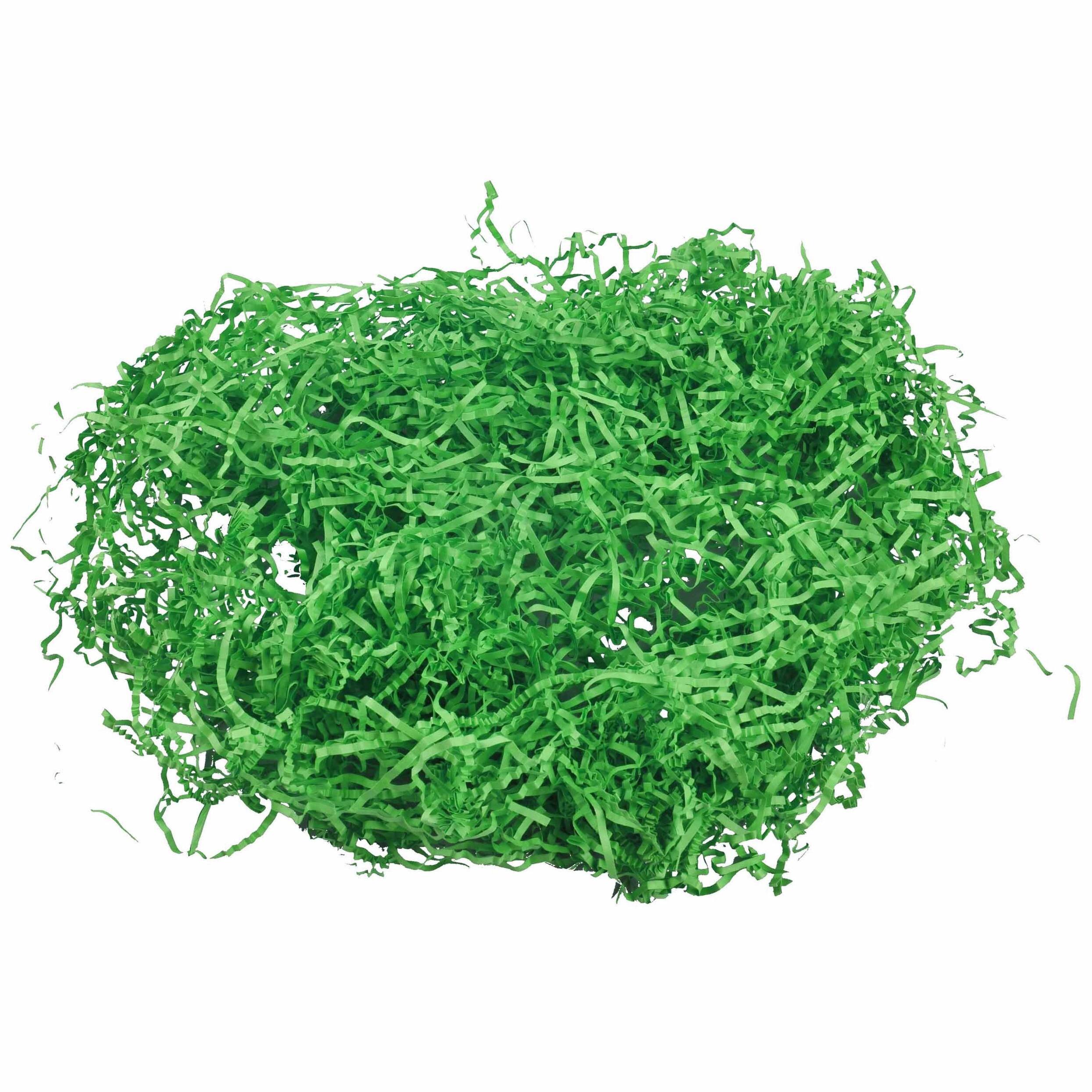 Groene papier snippers decoratie 45 gram