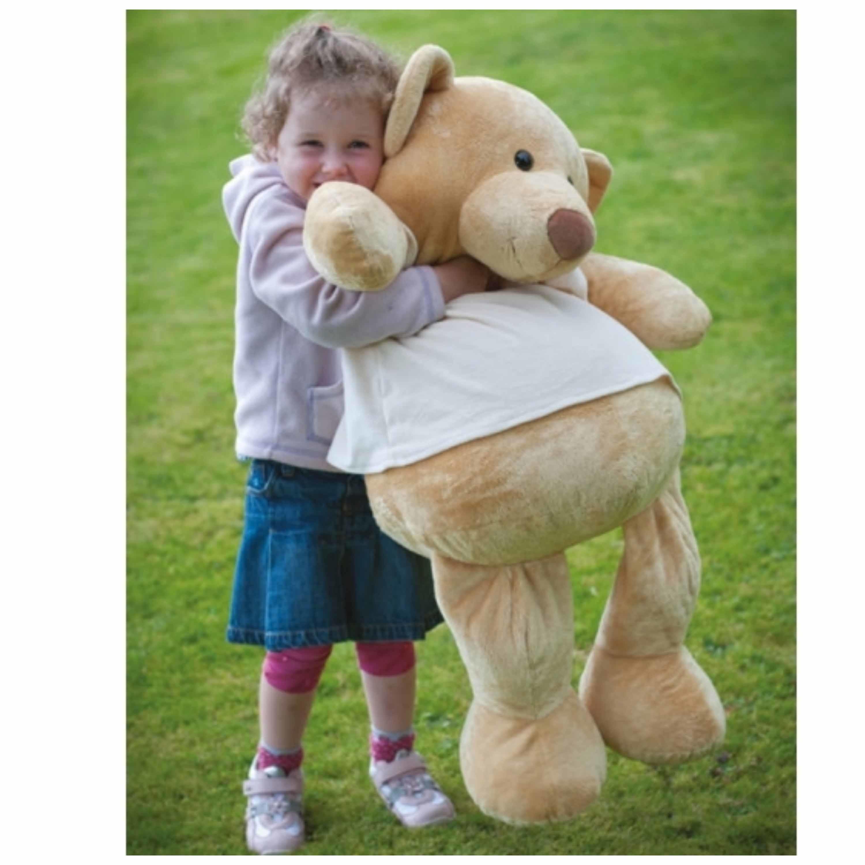 Grote knuffelbeer 86 cm