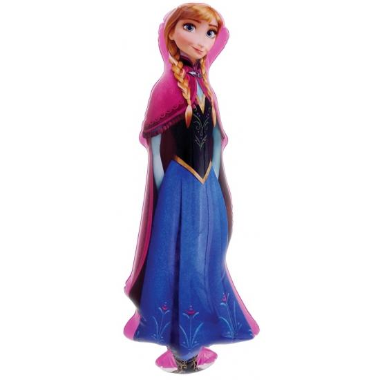 Grote opblaasfiguren Frozen personage Anna