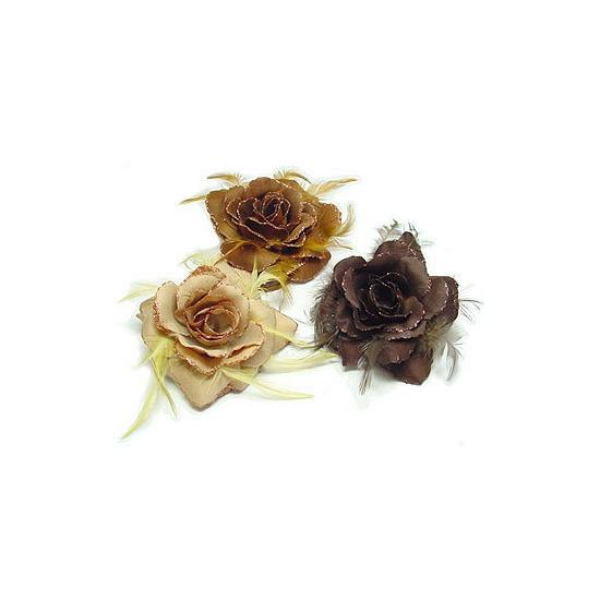 Hawaii roos naturel kleuren