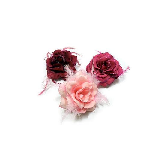Hawaii roos roze kleuren