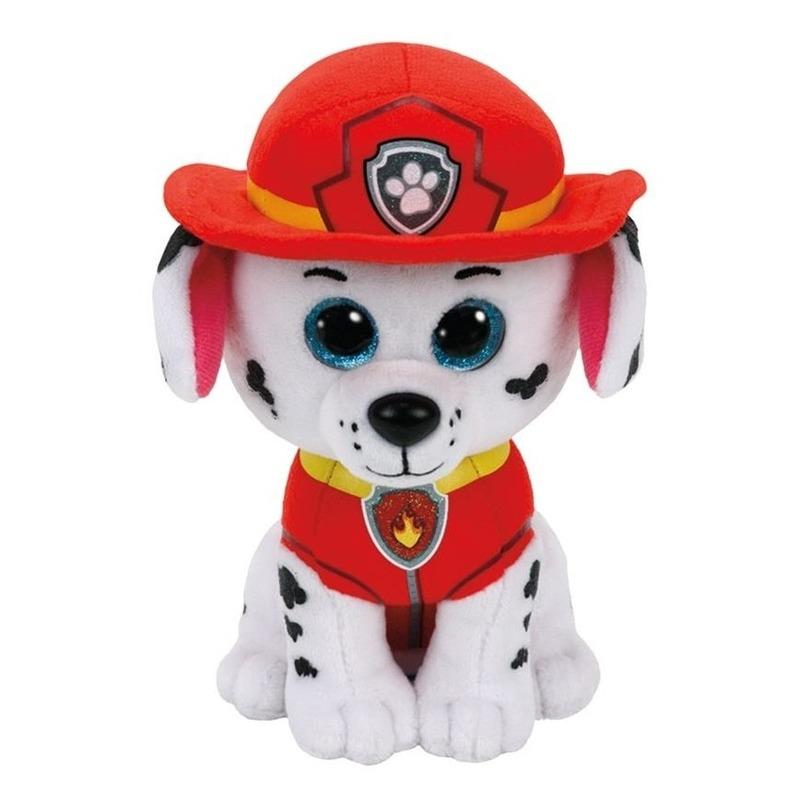 Honden speelgoed artikelen Paw Patrol knuffelbeest 15 cm