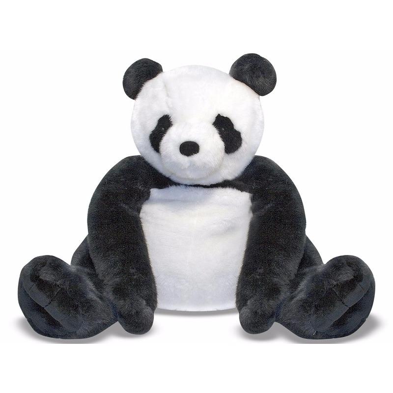 Jumbo panda knuffels