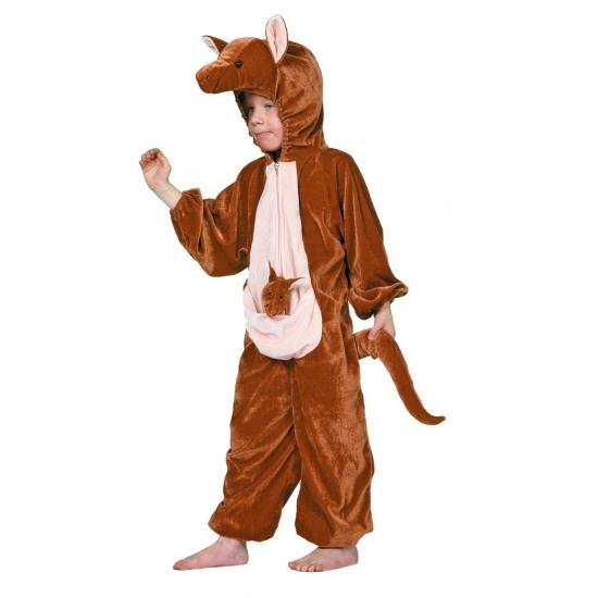 Kangoeroe met buidel verkleedpak voor kinderen