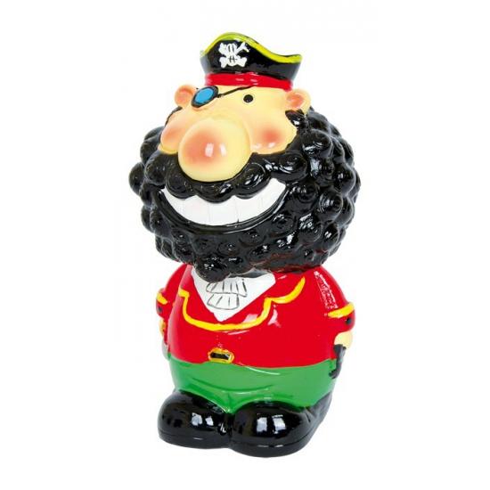 Kapitein Zwartbaard spaarpotten