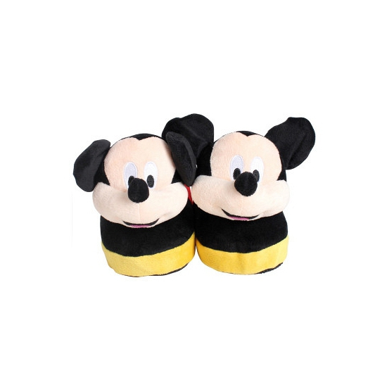 Kinder instap pantoffels Mickey Mouse