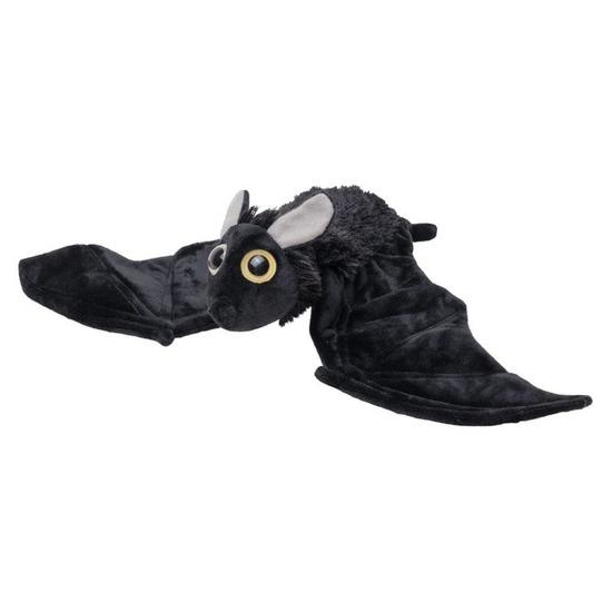 Knuffeldier vleermuis 55 cm
