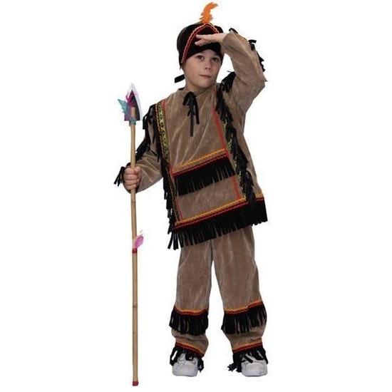 Kostuum indiaan kinderen